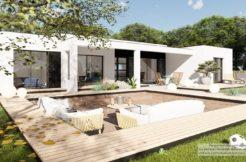 Maison+Terrain de 6 pièces avec 4 chambres à Ploemeur 56270 – 455673 € - MGUI-21-02-18-5