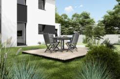 Maison+Terrain de 4 pièces avec 3 chambres à Saint-Avé 56890 – 294822 € - SPED-21-09-04-26