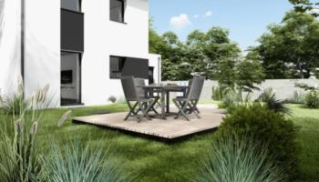 Maison+Terrain de 4 pièces avec 3 chambres à Landévant 56690 – 258652 € - SPED-21-05-22-1