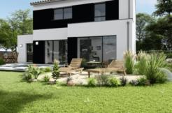Maison+Terrain de 5 pièces avec 4 chambres à Muzillac 56190 – 261381 € - SPED-21-04-05-40