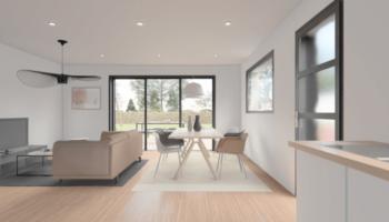 Maison+Terrain de 4 pièces avec 3 chambres à Landévant 56690 – 211160 € - SPED-21-04-20-9