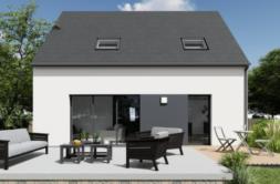 Maison+Terrain de 5 pièces avec 4 chambres à Muzillac 56190 – 324863 € - SPED-21-02-23-30
