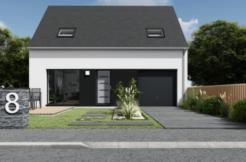 Maison+Terrain de 4 pièces avec 3 chambres à Pénestin 56760 – 224826 € - SPED-21-03-31-5