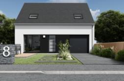 Maison+Terrain de 4 pièces avec 3 chambres à Pénestin 56760 – 178014 € - SPED-21-02-24-3
