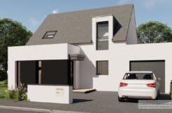 Maison+Terrain de 5 pièces avec 4 chambres à Missillac 44780 – 248755 € - TDEC-21-03-31-12