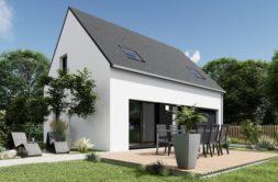 Maison+Terrain de 5 pièces avec 3 chambres à Donges 44480 – 172163 € - CPIC-21-03-09-2