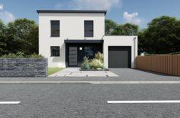 Maison+Terrain de 6 pièces avec 4 chambres à Donges 44480 – 228008 € - CPIC-21-05-29-4