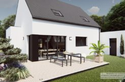 Maison+Terrain de 5 pièces avec 3 chambres à Plancoët 22130 – 209127 € - LDU-21-04-19-34