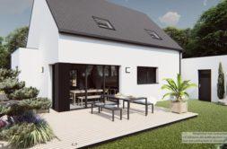 Maison+Terrain de 5 pièces avec 3 chambres à Plancoët 22130 – 210735 € - LDU-21-04-19-40