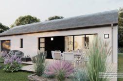 Maison+Terrain de 5 pièces avec 3 chambres à Plougourvest 29400 – 202678 € - BHO-21-05-04-3