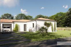 Maison+Terrain de 5 pièces avec 4 chambres à Bois-de-Céné 85710 – 239405 € - SCOZ-21-04-20-7