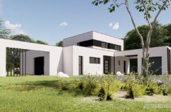 Maison+Terrain de 7 pièces avec 4 chambres à Bouguenais 44340 – 542738 € - SCOZ-21-04-29-27