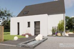 Maison+Terrain de 5 pièces avec 4 chambres à Plouër-sur-Rance 22490 – 280705 € - LDU-21-04-16-16