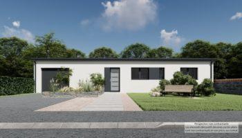 Maison+Terrain de 4 pièces avec 3 chambres à Sévignac 22250 – 184195 € - LDU-21-06-14-21