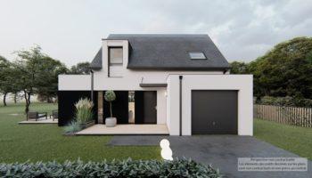 Maison+Terrain de 5 pièces avec 3 chambres à Missillac 44780 – 233092 € - CPIC-21-07-12-9