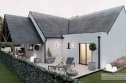 Maison+Terrain de 4 pièces avec 3 chambres à Locunolé 29310 – 206090 € - GGO-21-05-04-4