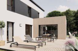 Maison+Terrain de 5 pièces avec 4 chambres à Cesson-Sévigné 35510 – 574998 € - EPLA-21-04-21-1