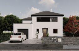 Maison+Terrain de 5 pièces avec 4 chambres à Cesson-Sévigné 35510 – 574998 € - EPLA-21-04-21-2