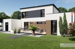 Maison+Terrain de 4 pièces avec 3 chambres à Cesson-Sévigné 35510 – 539598 € - EPLA-21-04-21-3