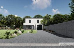 Maison+Terrain de 4 pièces avec 3 chambres à Toulouse 31500 – 375481 € - CROP-21-05-04-8