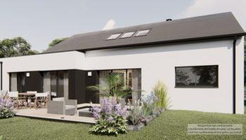 Maison+Terrain de 6 pièces avec 4 chambres à Grâces 22200 – 279234 € - DAI-21-05-19-38