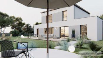 Maison+Terrain de 6 pièces avec 4 chambres à Rouffiac-Tolosan 31180 – 381995 € - CROP-21-10-04-35