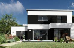 Maison+Terrain de 5 pièces avec 4 chambres à Pludual 22290 – 234273 € - LCHAR-21-04-22-6
