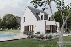 Maison+Terrain de 4 pièces avec 3 chambres à Pludual 22290 – 284273 € - LCHAR-21-04-22-10