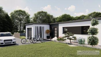 Maison+Terrain de 4 pièces avec 3 chambres à Saint-Sulpice-sur-Lèze 31410 – 255626 € - YSA-21-06-29-33