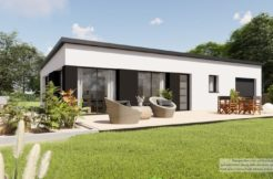 Maison+Terrain de 4 pièces avec 3 chambres à Saint-Pierre-d'Amilly 17700 – 181841 € - LTU-21-04-29-1