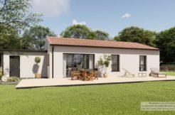 Maison+Terrain de 4 pièces avec 3 chambres à Saint-Pierre-d'Amilly 17700 – 186583 € - LTU-21-04-29-3