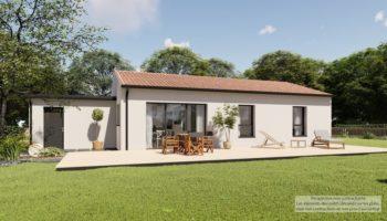 Maison+Terrain de 4 pièces avec 3 chambres à Breuil-Magné 17870 – 263985 € - LTU-21-07-26-5