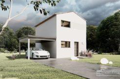 Maison+Terrain de 3 pièces avec 2 chambres à Saint-Pierre-d'Amilly 17700 – 169467 € - LTU-21-04-29-4