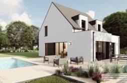 Maison+Terrain de 4 pièces avec 3 chambres à Lanloup 22580 – 322817 € - LCHAR-21-05-03-2