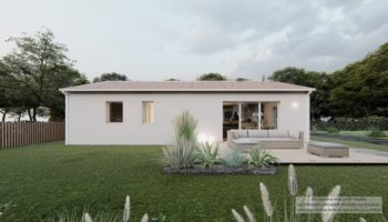 Maison+Terrain de 4 pièces avec 3 chambres à Saint-Pierre-d'Amilly 17700 – 174035 € - LTU-21-10-11-6