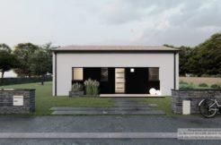 Maison+Terrain de 3 pièces avec 2 chambres à Saint-Pierre-d'Amilly 17700 – 163178 € - LTU-21-05-03-1
