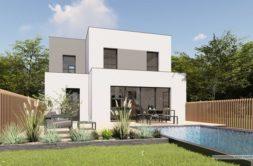Maison+Terrain de 4 pièces avec 3 chambres à Pechbonnieu 31140 – 450492 € - IAD-21-05-04-9
