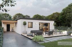 Maison+Terrain de 3 pièces avec 2 chambres à Montjoire 31380 – 247166 € - IAD-21-05-04-7