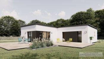 Maison+Terrain de 4 pièces avec 3 chambres à Castelginest 31780 – 317261 € - IAD-21-05-10-15