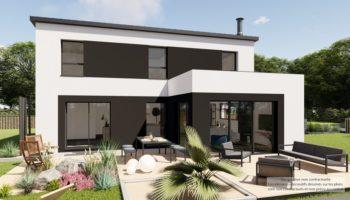 Maison+Terrain de 5 pièces avec 4 chambres à Melgven 29140 – 302460 € - LSE-21-09-05-11
