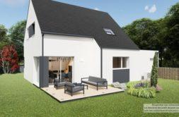 Maison+Terrain de 5 pièces avec 4 chambres à Plélan-le-Petit 22980 – 238038 € - AMU-21-05-28-11