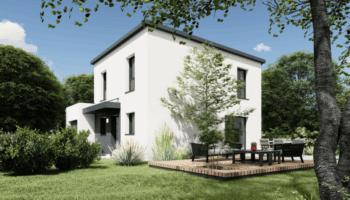 Maison+Terrain de 5 pièces avec 4 chambres à Sainte-Anne-d'Auray 56400 – 310167 € - SPED-21-10-20-10