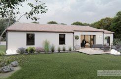 Maison+Terrain de 5 pièces avec 4 chambres à Château-d'Oléron 17480 – 342287 € - DRAM-21-06-07-6