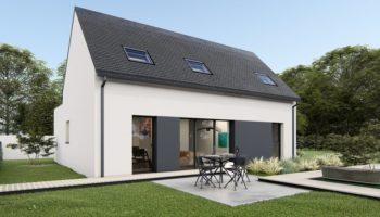 Maison+Terrain de 6 pièces avec 4 chambres à Crach 56950 – 345258 € - CDEV-21-10-11-1