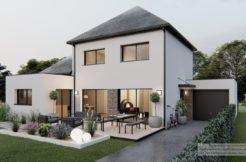 Maison+Terrain de 5 pièces avec 4 chambres à Lantic 22410 – 254595 € - LCHAR-21-06-23-1