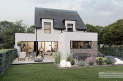 Maison+Terrain de 5 pièces avec 4 chambres à Pléguien 22290 – 260092 € - LCHAR-21-06-29-8