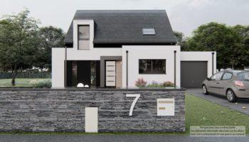 Maison+Terrain de 4 pièces avec 3 chambres à Plouha 22580 – 220354 € - LCHAR-21-07-07-2