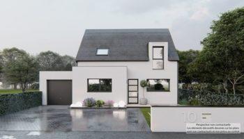 Maison+Terrain de 4 pièces avec 3 chambres à Grâces 22200 – 223306 € - DAI-21-10-18-20