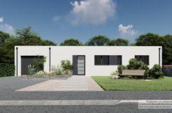 Maison+Terrain de 4 pièces avec 3 chambres à Vannes 56000 – 337497 € - CDEV-21-09-15-23