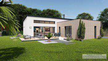 Maison+Terrain de 4 pièces avec 3 chambres à Questembert 56230 – 325964 € - ADEB-21-09-09-5